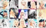 Christina Aguilera icons 3 by Missesglass