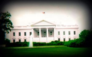 The White House by AvengedFiction