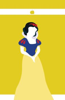 Disney Princesses 6 Snow White by alicewieckowska