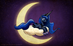 Moon Goddess by bigponymac