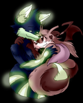 Balthy and Vecture love by ScittyKitty