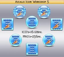 Axialis Icon Workshop 5 by Steve-Smith