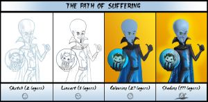 The path of suffering by StasySolitude