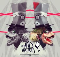 mad hatter by faulty-ai