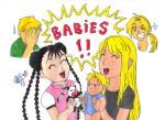 BABIES!! by BobsCookie