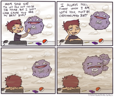 Koffing make great pets. by camac