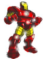 Iron Man by Huggbees