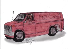 Free Candy Van by Mister-Lou