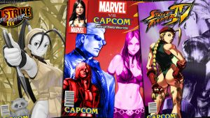 MVC3,SF3,SF4 comic wallpaper by The-Red-Jack03