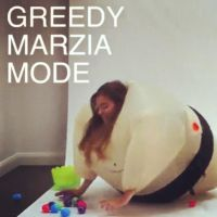 GREEDY MARZIA MODE by AskDakotawolf