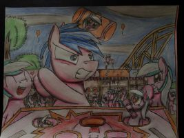 MLP: Smack the Pad games (Smack me bro) by Paladin360