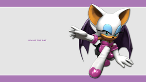 Sonic Channel Wallpaper 2011: Rouge by Lucas-da-Hedgehog