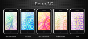 Retro 3G by kon