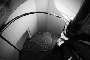 The Spiral Staircase by Spade87