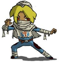 waker sheik by Mast3r-sword