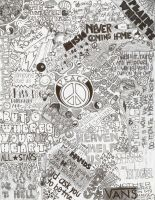 mcr doodle by h20baby93