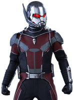 Civil War Ant-Man: Transparent Background! by Camo-Flauge