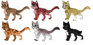 CLOSED 50 point adopts!!!! by Agavny