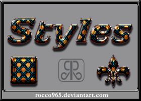 Styles 1346 by Rocco 965 by Rocco965