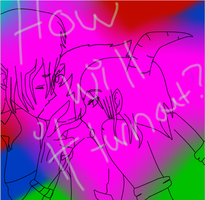 How will it turn out? .:: COMIC COVER::. by 030Pancakes030