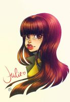 MTC Julie by CamiFortuna