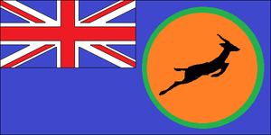 South Africa Ensign by dragonvanguard