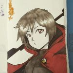 Ruby Rose by pawmarks