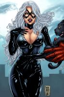 Black Cat by logicfun