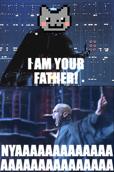 I AM YOUR FATHER by Strobertat