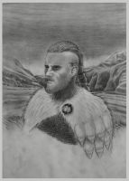 Ragnar Lothbrok by Denis-V