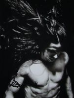 Anthony Kiedis by Bella-kate