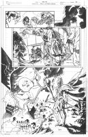Masters of the Universe 8 She Ra pg 3 pencils by DrewEdwardJohnson