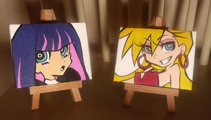 Panty And Stocking by Luciana27