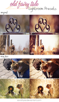LR preset pack: Old Fairy Tale by DorottyaS