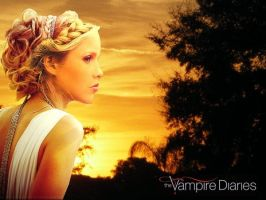 The Vampire Diaries - Always and Forever by queenoaty96