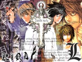 DEATH NOTE by fk20