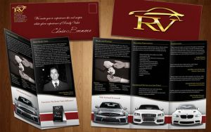 Ready Valet trifold brochure by Stephen-Coelho