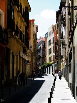 Streets of Madrid 3 by DarkCloudGCN