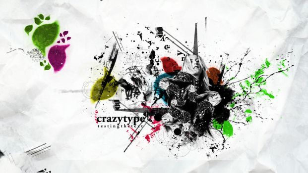 Crazy Type by caiocall