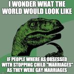 OMG StUp geY MarrIAGE!!!! by koimonster22