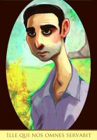 June 03: Richard Alpert by Buuya