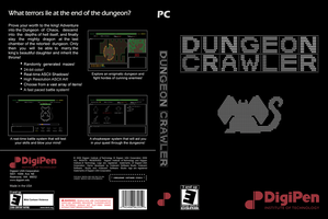 Dungeon Crawler by silver6162