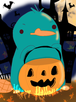 PnF: Perry Halloween by GirlyClam