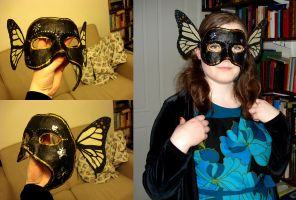 Butterfly Mask by Lutra-Gem