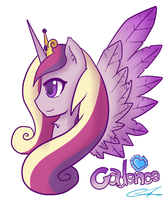 Cadence Portrait by TheYoungReaper