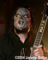 Slipknot - Mick Thomson by JeremySaffer