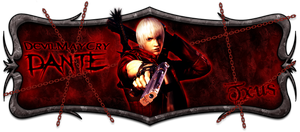 DMC3 Signature by TxusMetal4ever