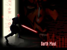 Darth Maul 01 by Rooster3D