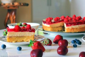 Trifle Cake II by FlabnBone