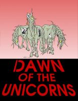 Dawn of the Unicorns by noomxbass